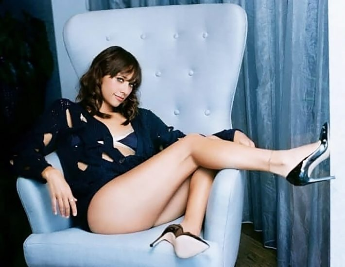 Rashida Jones Nude Pics, LEAKED Sex Tape Porn Video And Sex Scenes 2