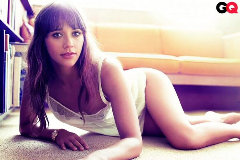 Rashida Jones Nude Pics, LEAKED Sex Tape Porn Video And Sex Scenes 3