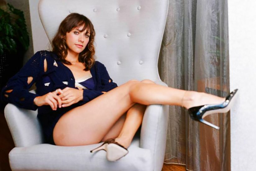 Rashida Jones Nude Pics, LEAKED Sex Tape Porn Video And Sex Scenes 4