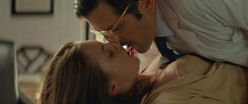boobs in Alison Brie sex scene