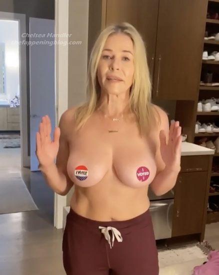 Chelsea Handler Nude LEAKED Pics & Sex Tape 41