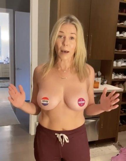 Chelsea Handler Nude LEAKED Pics & Sex Tape 42