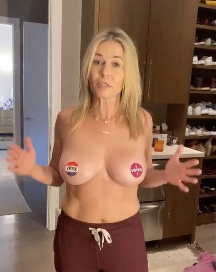 Chelsea Handler Nude LEAKED Pics & Sex Tape 44