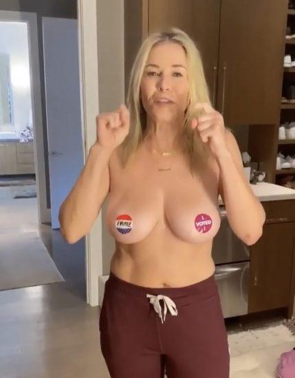 Chelsea Handler Nude LEAKED Pics & Sex Tape 46