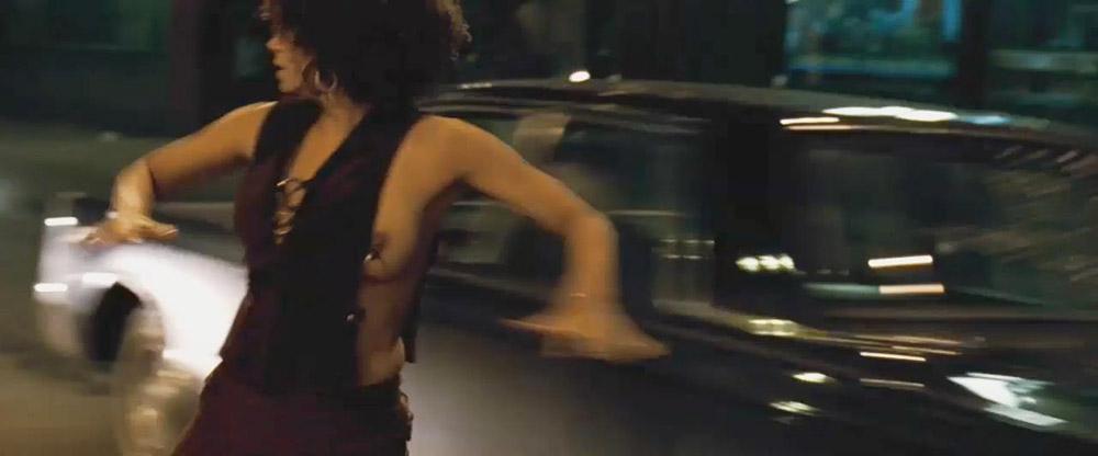 Halle Berry nip slip