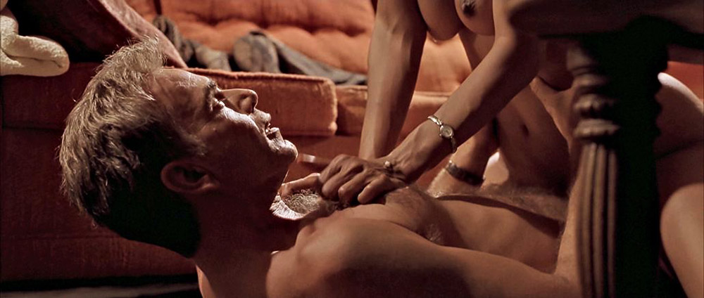 Halle Berry topless sex scene
