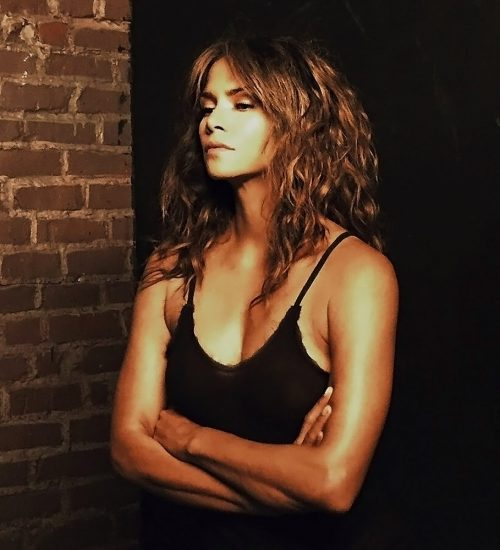 Halle Berry sexy top