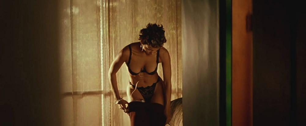 Halle Berry lingerie