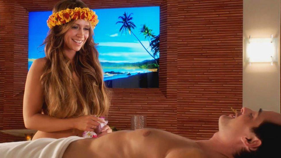 Jennifer Love Hewitt nude scene
