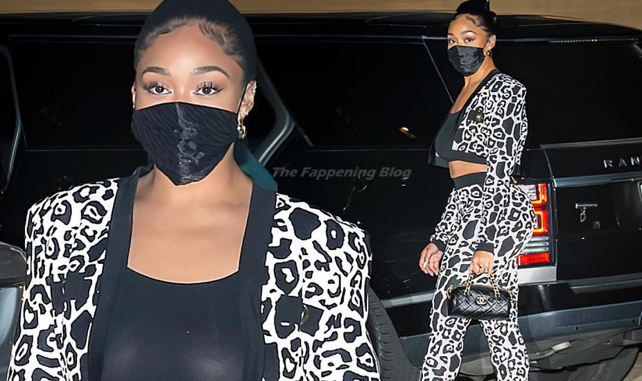 Jordyn Woods Nude & Sexy Pics And LEAKED Sex Tape 54