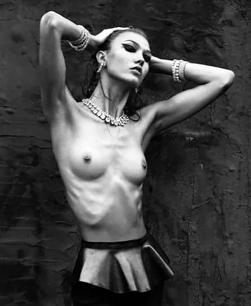 dakini model nude indian