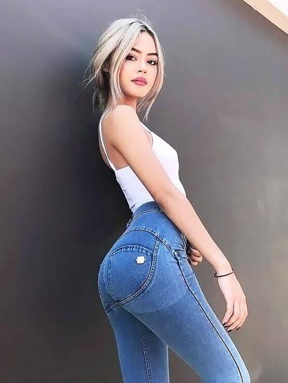 Lily Maymac ass