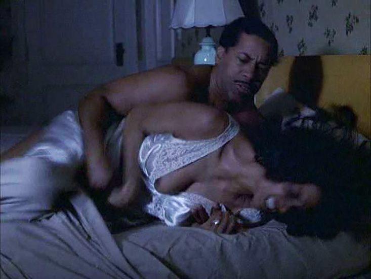 Halle Berry nude nipple