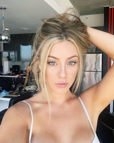 Daisy Keech naked boobs
