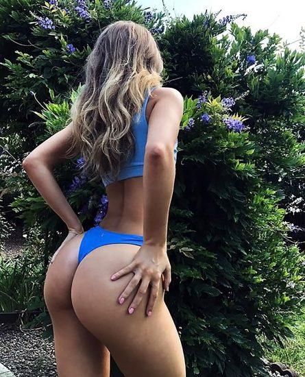 Daisy Keech big ass
