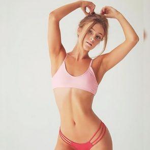 Daisy Keech nude belly