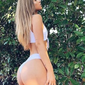 Daisy Keech ass