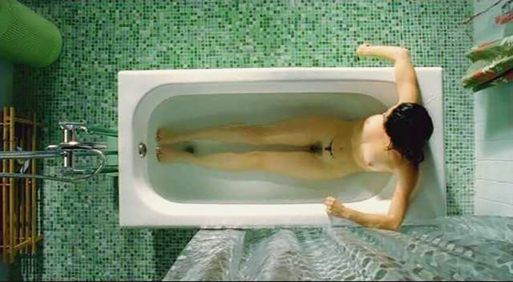 Ana dela Reguera naked pussy