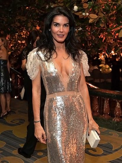 Angie Harmon Nude & Sexy Photos And Topless Sex Scenes 50