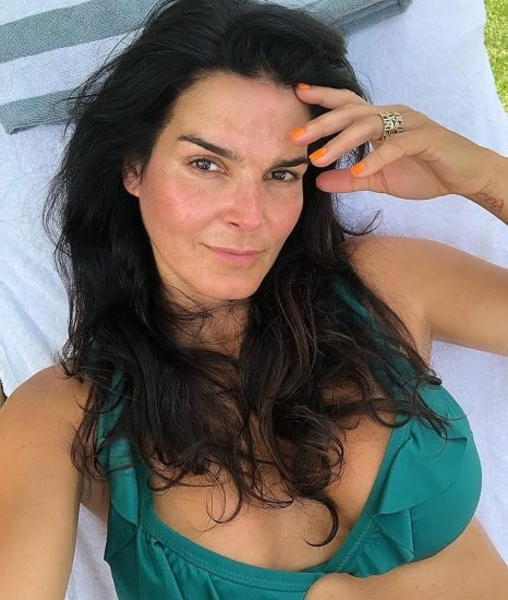 Angie Harmon Nude & Sexy Photos And Topless Sex Scenes 49