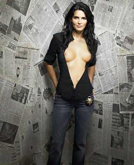 Angie Harmon Nude & Sexy Photos And Topless Sex Scenes 20