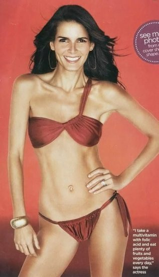Angie Harmon Nude & Sexy Photos And Topless Sex Scenes 13