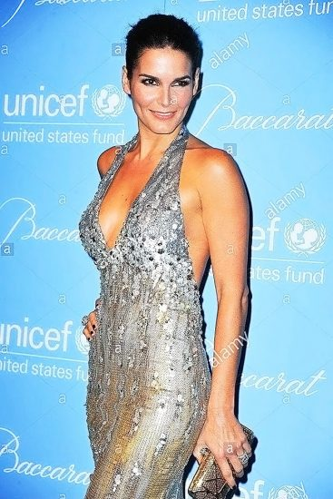 Angie Harmon Nude & Sexy Photos And Topless Sex Scenes 24