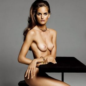 Izabel Goulart nude boobs