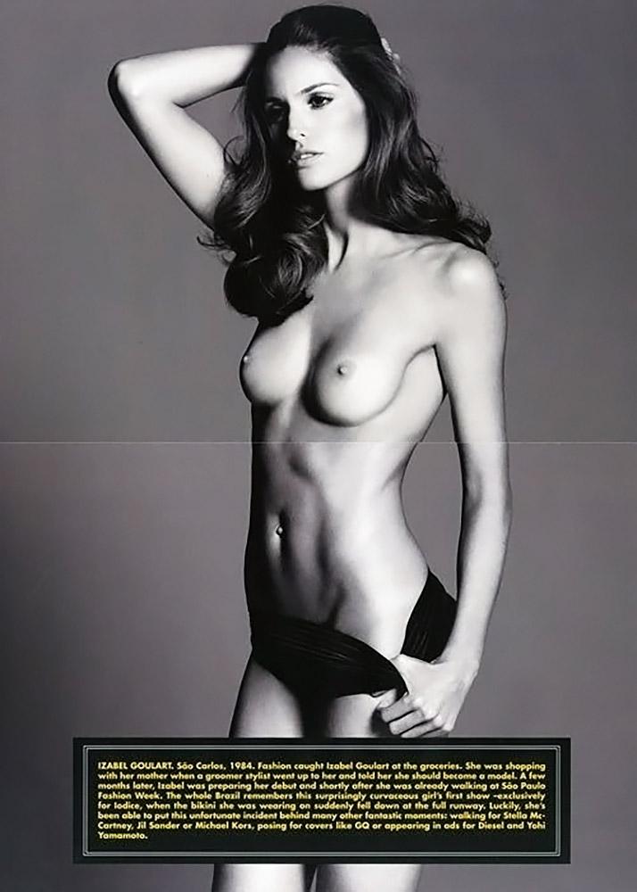 Izabel goulart naked