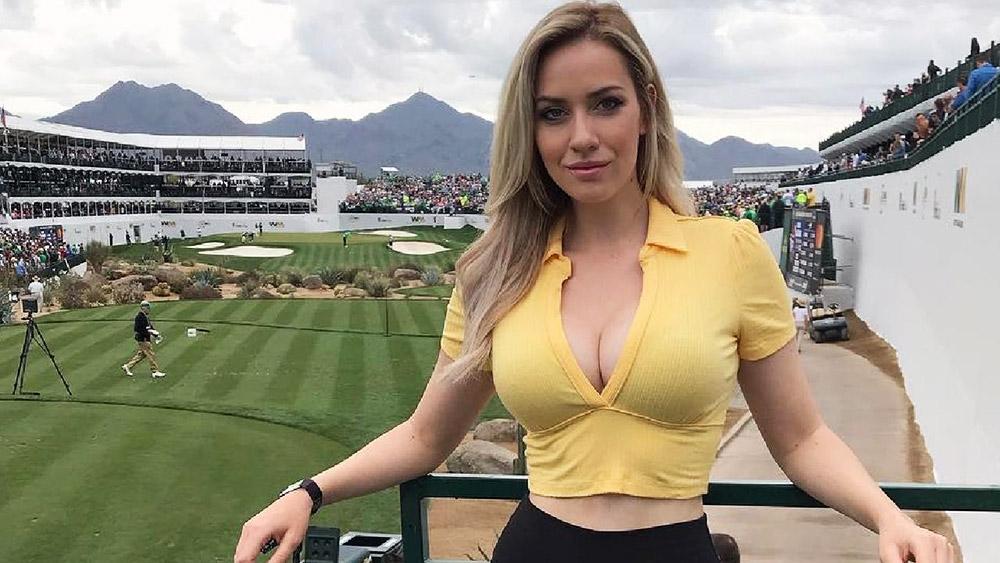 Spiranac nackt Paige  Paige Spiranac