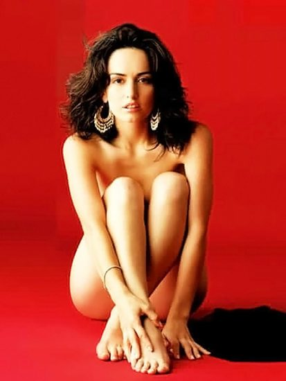 Ana dela Reguera nude feet