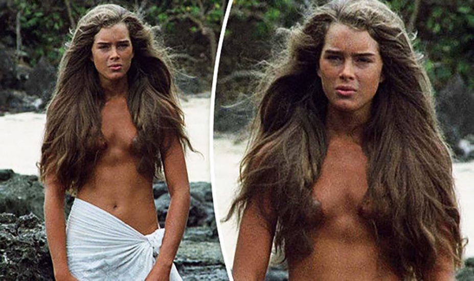 Brooke Shields Nude & Topless Pics And Sex Scenes Compilation 12