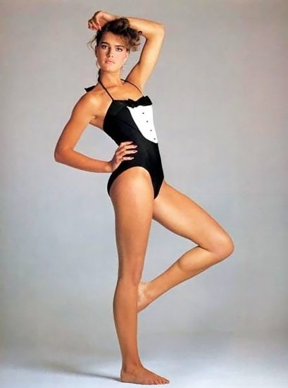 Brooke Shields Nude & Topless Pics And Sex Scenes Compilation 52