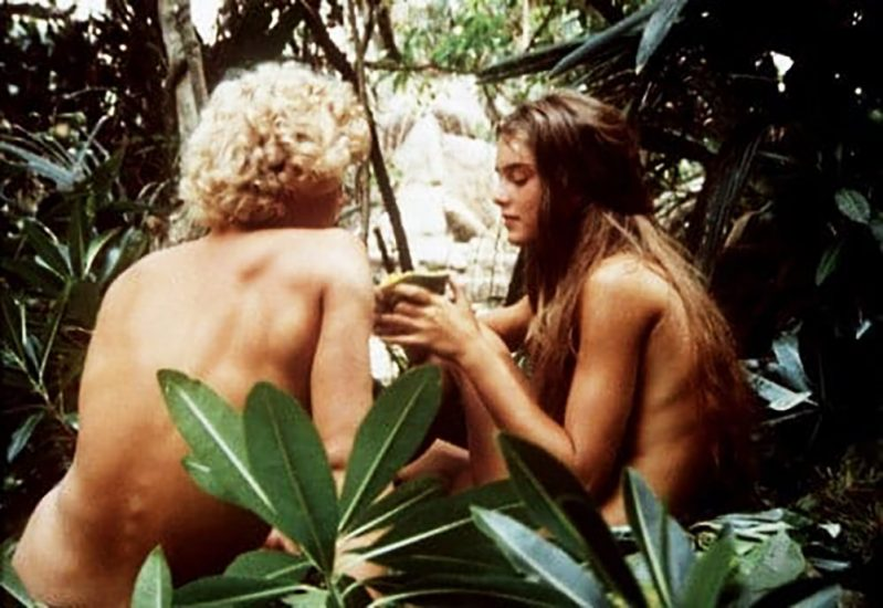 Brooke Shields Nude & Topless Pics And Sex Scenes Compilation 13