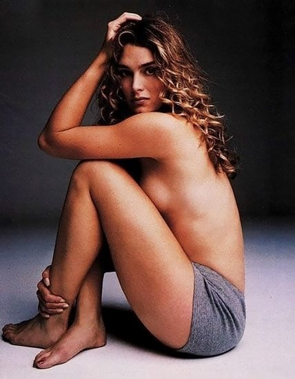 Brooke Shields Nude & Topless Pics And Sex Scenes Compilation 44