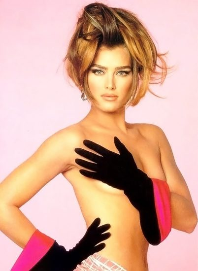 Brooke Shields Nude & Topless Pics And Sex Scenes Compilation 45