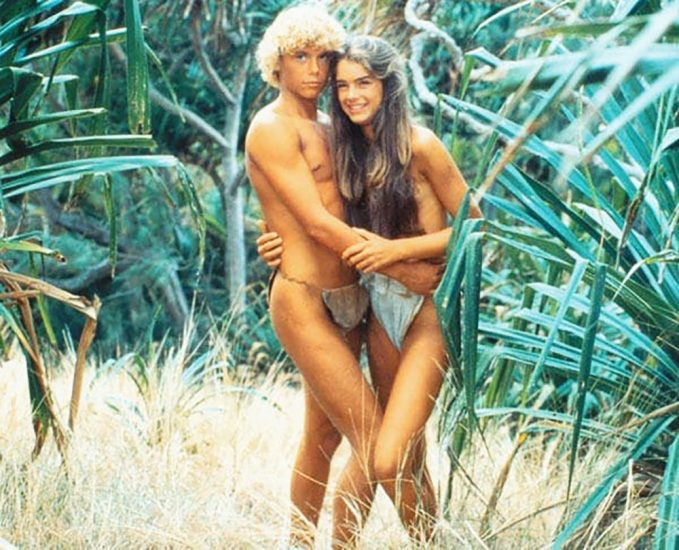 Brooke Shields Nude & Topless Pics And Sex Scenes Compilation 14