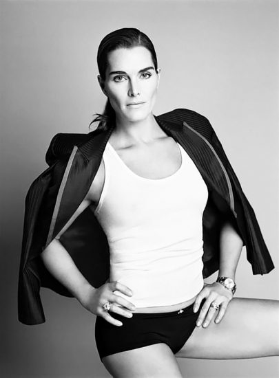 Brooke Shields Nude & Topless Pics And Sex Scenes Compilation 59