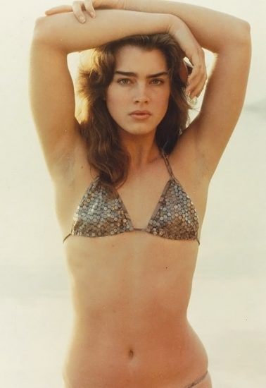 Brooke Shields Nude & Topless Pics And Sex Scenes Compilation 69