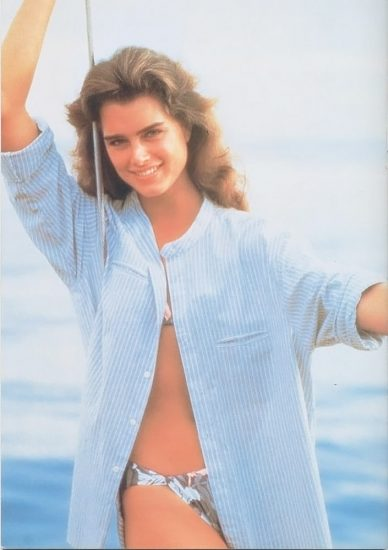 Brooke Shields Nude & Topless Pics And Sex Scenes Compilation 71