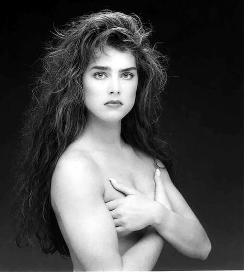 Brooke Shields Nude & Topless Pics And Sex Scenes Compilation 72