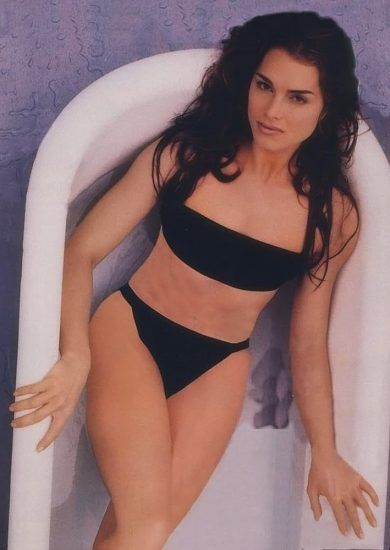 Brooke Shields Nude & Topless Pics And Sex Scenes Compilation 74