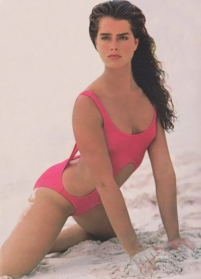 Brooke Shields Nude & Topless Pics And Sex Scenes Compilation 75