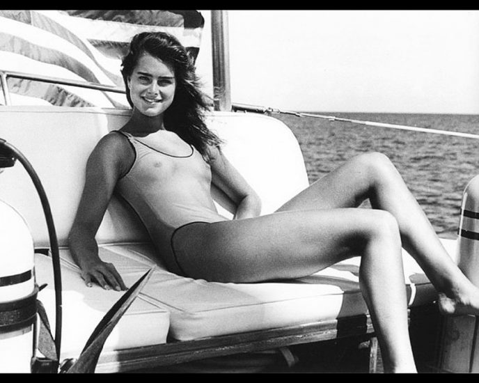 Brooke Shields Nude & Topless Pics And Sex Scenes Compilation 85