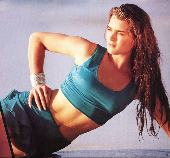 Brooke Shields Nude & Topless Pics And Sex Scenes Compilation 79