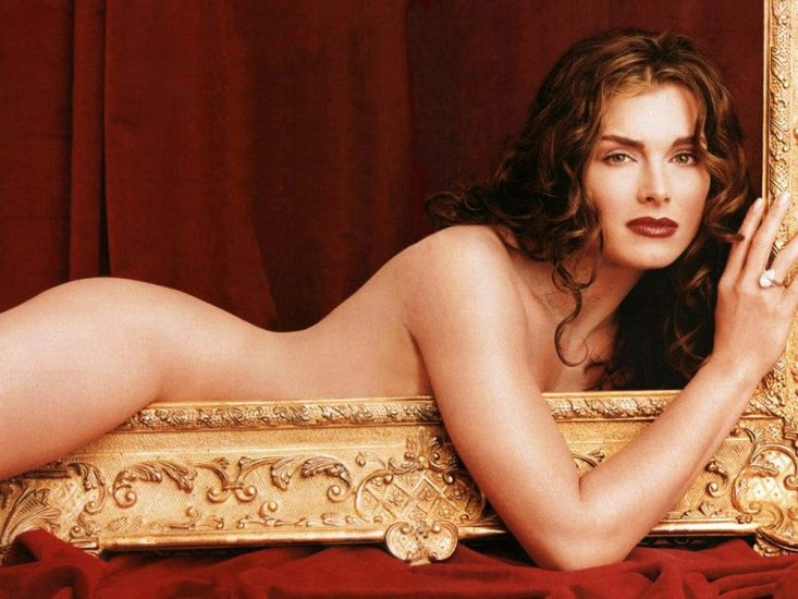 Brooke Shields Nude & Topless Pics And Sex Scenes Compilation 83