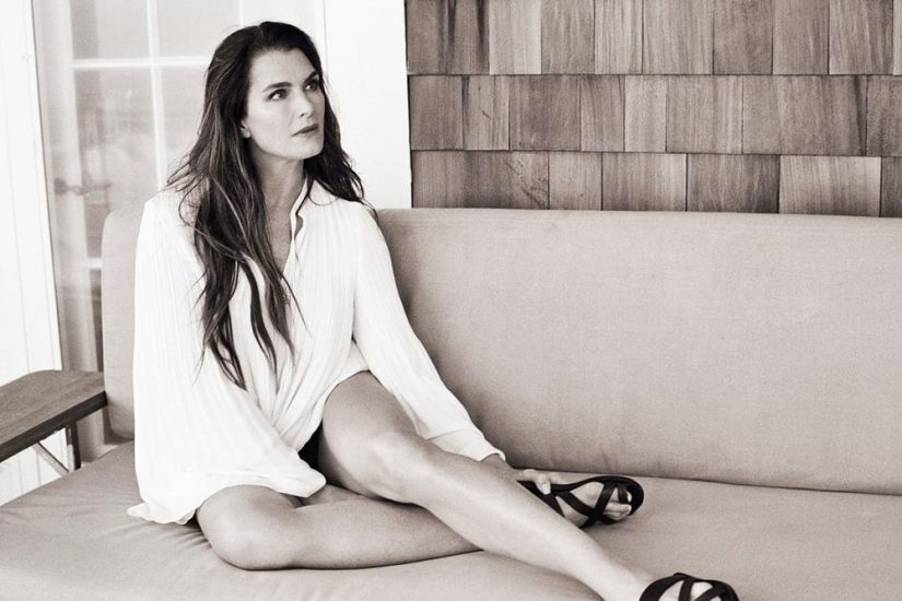 Brooke Shields Nude & Topless Pics And Sex Scenes Compilation 82