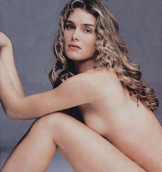 Brooke Shields Nude & Topless Pics And Sex Scenes Compilation 86