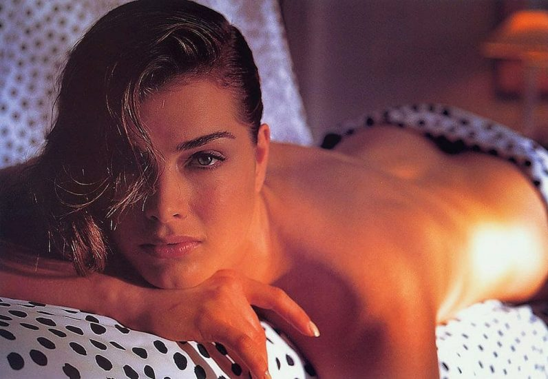 Brooke Shields Nude & Topless Pics And Sex Scenes Compilation 84
