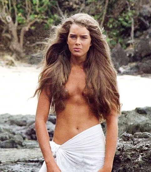 Brooke Shields Nude & Topless Pics And Sex Scenes Compilation 17